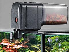 Автоматические кормушки для аквариумных рыб