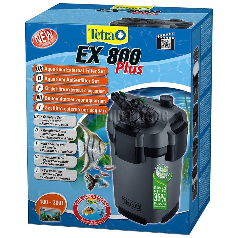 Tetra ex 800 plus инструкция