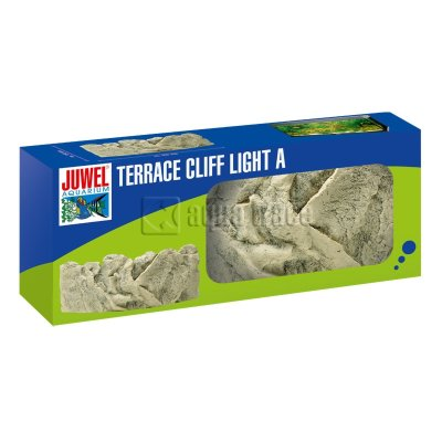 Терасса Juwel Cliff Light Terrace A (35x15см), выгнутая