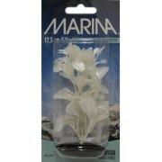 Людвигия белая 13см, растение пластиковое перламутровое Marina®