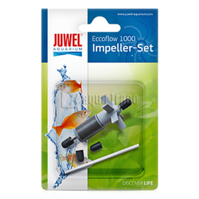 Juwel Eccoflow Impeller Set - ротор (импеллер) с валом для помпы JUWEL Eccoflow 1000